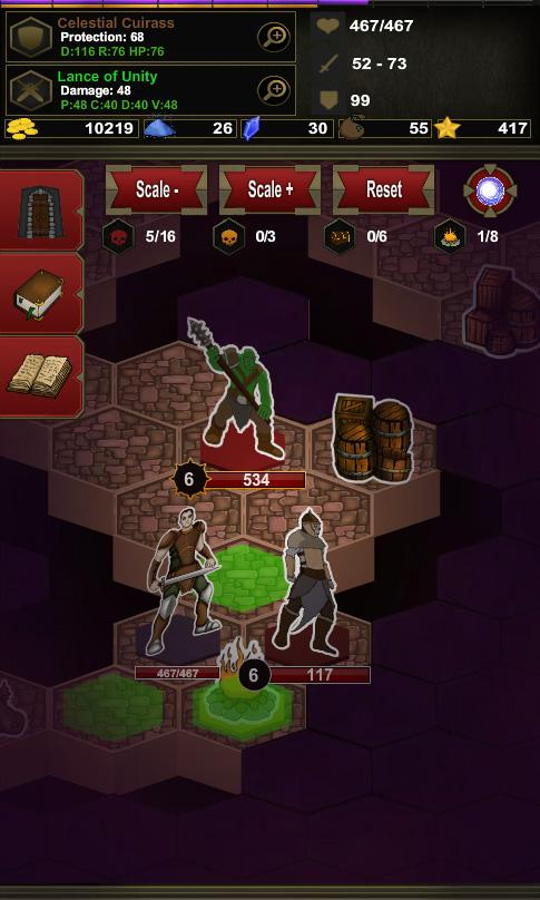Dungeon Adventure: Heroic Ed. Screenshot 4