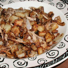 Breakfast Pork Hash