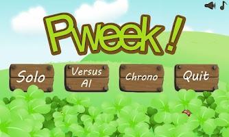Screenshot of Pweek