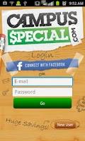 Screenshot of Campus Special
