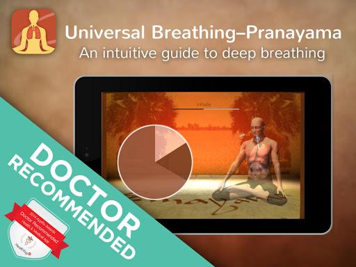 Universal Breathing: Pranayama - screenshot