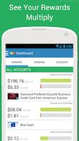 Screenshot of Wallaby® Credit Card Rewards
