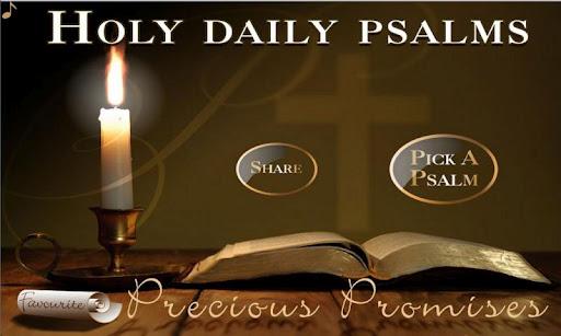 Holy Daily Psalms