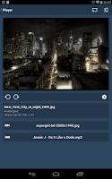Screenshot of CloudCaster