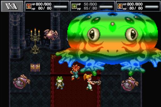 CHRONO TRIGGER - screenshot