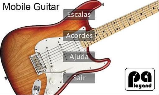 Mobile Guitar Strat