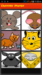 Puzzle Mouse - screenshot