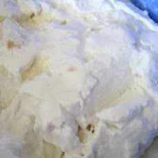 Coconut Milk Ice Cream with Ginger and Lime