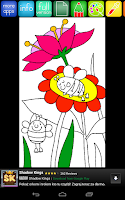 Screenshot of ColoringBook - Nature