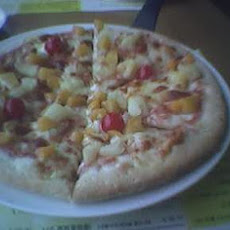 The Cavorting Chef's Fabulous Fruit Pizza