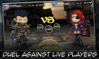 Screenshot of Dueling Blades™ - Play Now!