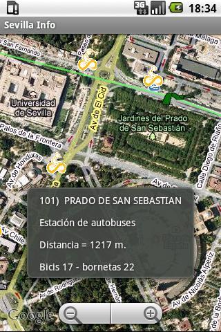 Seville Info