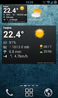 Screenshot of Weather Station for Cumulus