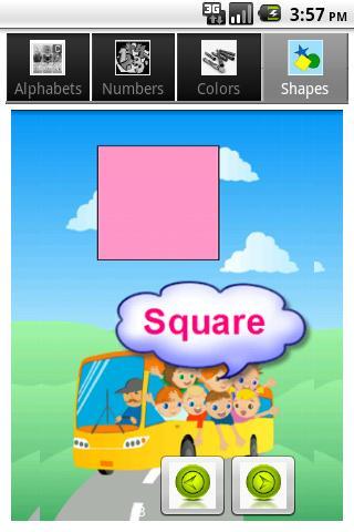 Kindergarten - Shapes Pro