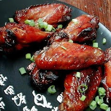 Marinated Chicken Wings
