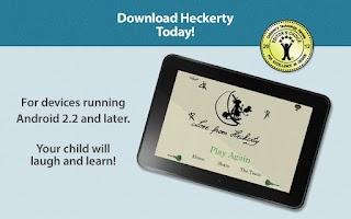 Screenshot of Meet Heckerty