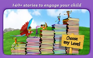 Screenshot of Read Me Stories: Kids' Books