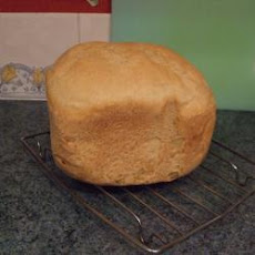 Four-ingredient White Bread For The Bread Machine