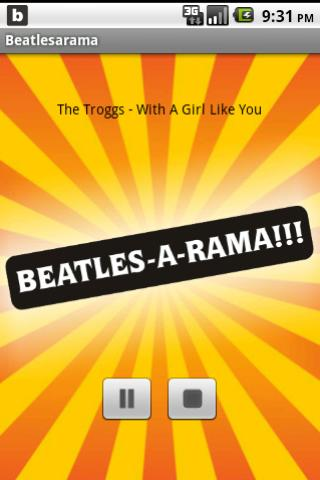 Beatlesarama for HTC