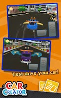 Screenshot of Car Creator: Test Drive