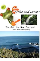 Screenshot of Catlins NZ Hike & Drive Guide