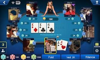 Screenshot of Poker Italia