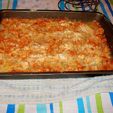 Delicious Easy Vidalia Onion Casserole