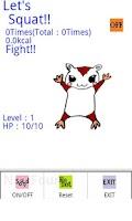 Screenshot of Squat Hamster