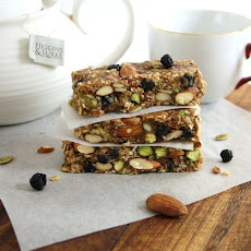 Blueberry Bliss Breakfast Bars