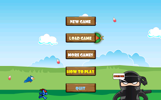 Screenshot of Super Ninja