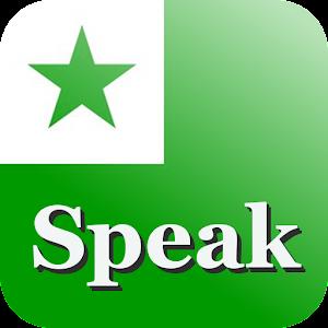Cover art Speak Esperanto