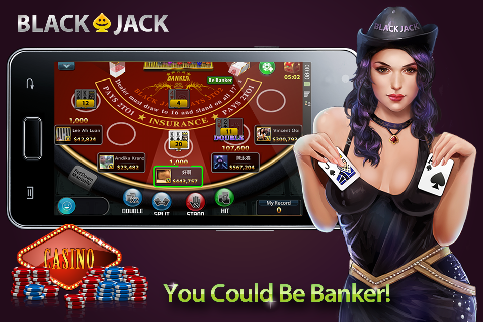 BlackJack 21— Free live Casino Screenshot 5