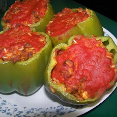Stuffed Peppers (Ww)