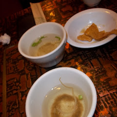 Soup and Banchan