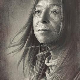 by Nancy Kearney - People Portraits of Women (  )