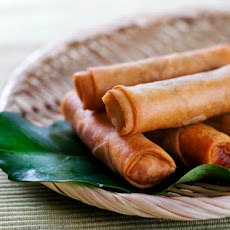Mother's Famous Chinese Egg Rolls Recipe