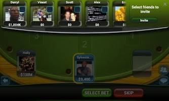 Screenshot of Blackjack LIVE: Pro Edition