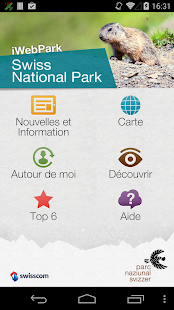 iWebPark (français) - screenshot