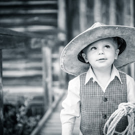 Fun by Jim Harmer - Babies & Children Child Portraits ( idaho, cowboy, silver city, kids photography, western, kids, photography )