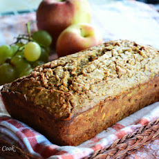 Banana- Apple Bread