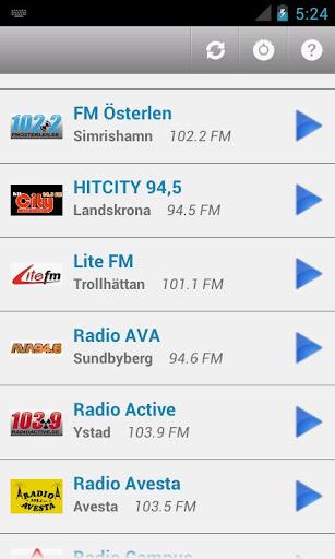 Svensk Radio Sweden