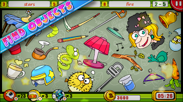 Screenshot of Find Objects