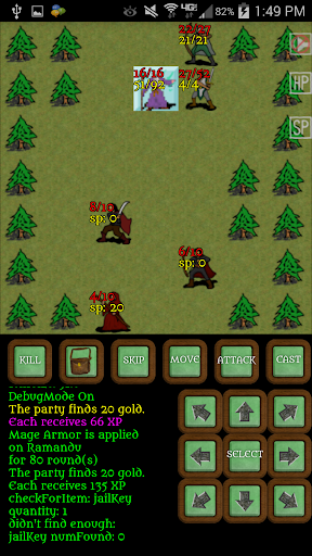 Lanterna (IceBlink RPG) - screenshot