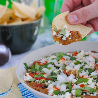 Mexican Bean Dip White Cheese Recipes