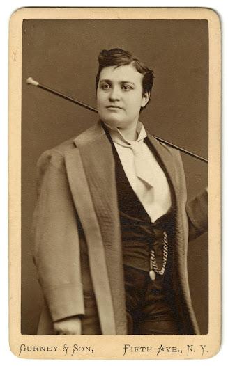 Blanche Selwyn, ca. 1870