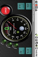 Screenshot of VW Speedo Dynomaster Layout