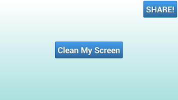 Screenshot of Screen Cleaner Prank