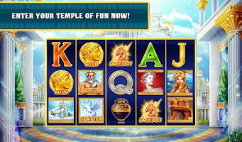 Screenshot of Mythology Slots Vegas Casino