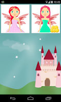 Screenshot of fairy salon games