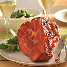 Classic Baked Ham with Maple-Mustard Glaze